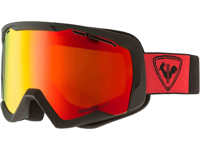 Rossignol Spiral Lunettes de protection, red